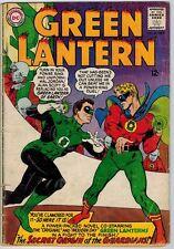 1965 GREEN LANTERN #40 GA GL 1ST CRISIS ORIGIN GUARDIANS KANE ART DC COMICS KEY
