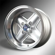 Toyota 4-114.3 PCD Silver Hi-lite Revolite's 13x7 x four wheels