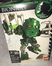 Lego Bionicle Matoran Piruk Of Voyanui (8723) Factory Sealed Set!