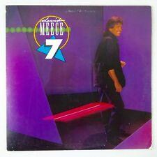 David Meece, 7, Promo LP 1985 A&M Records