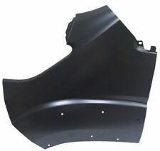FIAT DUCATO 2014- FRONT WING WITH WHEEL ARCH HOLE MOULDING PASSENGER SIDE NEW