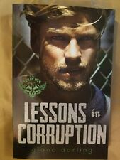 LESSONS IN CORRUPTION (FALLEN MEN MC #1) Giana Darling 2018 Erotic Romance *NEW*