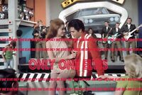 "1968 ELVIS PRESLEY in the MOVIES /""SPEEDWAY/"" PHOTO New UNSEEN 002"