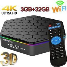 3g 32gT95Z Plus Smart 4K TV Box Android 7.1 Amlogic 912 Octa Cora Bluetooth 4.0