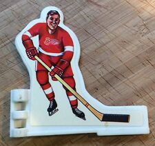 Vintage Coleco Table Hockey Player-Detroit Red wings