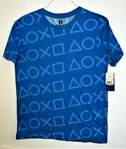 PlayStation PS Video Game T-Shirt New NOS Sealed Sz Med 2019