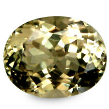 2.50Ct Pretty Natural Color Change Diaspore 9.5x7.5mm Oval Shape Gem From Turkey