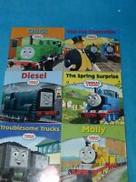 6 Thomas The Tank Engine & Friends Books (My Thomas Story Library) DUCK