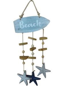 Hanging Beach Sign