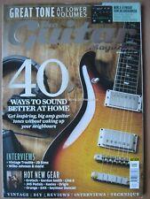 The Guitar Magazine September 2017 Wilko Johnson JD Simo Vintage Trouble