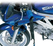 2 SETS FOR 1 - WONDER HANDLEBAR TIE-DOWN STRAPS - HARLEY ATV SCOOTER MOTORCYCLE