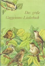 Das grosse Guggenmos-Liederbuch von Dillenkofer Riehl Wilbert Irene von Treskow