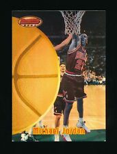 MICHAEL JORDAN 1997-98 BOWMAN'S BEST REFRACTOR #60 *CHICAGO BULLS*