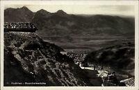 Hochriess Niederösterreich Ansichtskarte ~1935 Panorama mit Rosenheimer Hütte