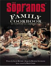 The Sopranos Family Cookbook: As Compiled by Artie