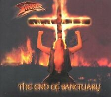 Sinner End of sanctuary (2000, digi) [CD]