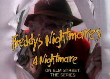 freddys nightmares series dvd set