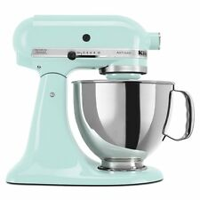 KitchenAid 5 Quart Artisan Stand Mixer - Ice Blue