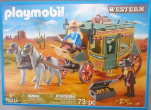 Playmobil 70013 Westernkutsche Western