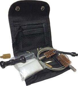 "Remington Shotgun Field 39"" Flex Cable Cleaning Kit Black Nylon Case  R17574"