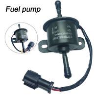 Universal Mini 12V pompe à essence externe de pompe électronique Yanmar