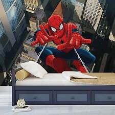 VLIES FOTOTAPETE Spiderman Marvel TAPETE MURAL (265FW)