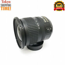 Nikon AF-S Nikkor DX 10-24mm F/3.5-4.5 G ED Lens Near Mint Condition from Japan