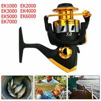 Left/Right Interchangeable Spinning Fishing Reel Fish Wheel Spool EK1000-7000