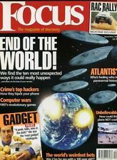 December Science & Technology Monthly Magazines in English