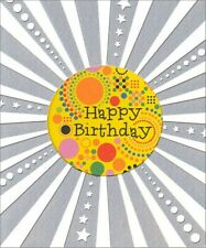 Psychadelic Birthday Birthday Card - Greeting Card by Freedom Greetings
