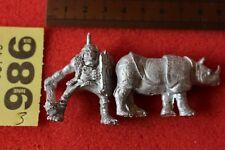 Alternative Armies VNT19 Ogre Cavalerie Guerre rhino chaos Wars Armored géant NEUF