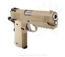 WE AIRSOFT Desert Warrior 4.3 Tan GBB GBBR Airsoft Softair Pistol Gas blowback