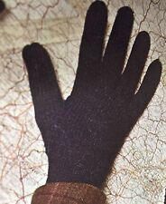 Cg13 - Knitting Pattern - DK Men's Warm Wooly Gloves - Stocking Stitch