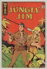 Jungle Jim #5 December 1967 VG Wally Wood cover