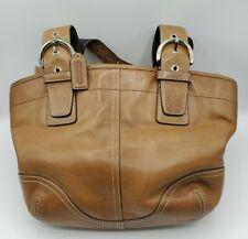 Coach SoHo handbag Brown Leather, D05D-9544