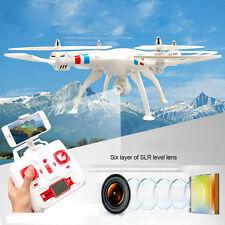 Professional Drones Syma X8W Explorers WiFi FPV RC Quadcopter with 2MP Camera