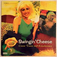 SWINGIN' CHEESE CROON TUNES AND KITSCHERAMA 2 LP 1997 NEAR MINT PRO CLEANED