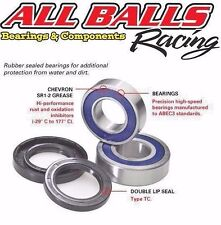 Honda CBR600 FX & FY 1999 & 2000 Front Wheel Bearings & Seals Kit, By AllBalls
