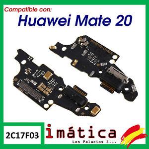 PLACA DE CARGA PARA HUAWEI MATE 20 CONECTOR USB TIPO C MICROFONO BOARD