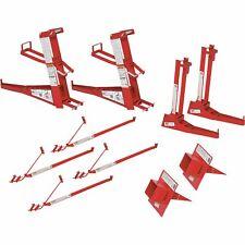 Qual-Craft Steel Pump Jack System Kit- 500-Lb. Capacity #2214