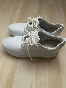 GEOX Schuhe, Gr.38, Weiß