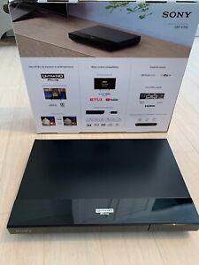 Sony UBP-X700 4K Ultra HD Blu-ray Player - Black