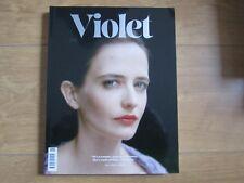 Violet Magazine No 6 Fall / Winter 2016 Eva Green Lula New.