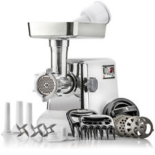 "STX Turboforce ""Platinum"" Heavy Duty Electric Meat Grinder & Sausage Stuffer"