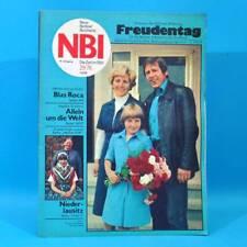 DDR NBI 29 1978 Niederlausitz Wohnungsbau Leipzig Polonez Fadenspiele Cottbus Q