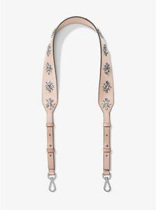💐 Michael Kors 💐 Floral-Embellished Replacement Shoulder Bag Strap $148 💐