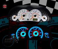 Ford Focus ST mk1 160mph speedo panel oil temp oil press bulb lighting dial kit