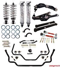 QA1 Suspension Kit Handling Level 3 Fits 68-72 GM A Body,Chevelle,El Camino,GTO.