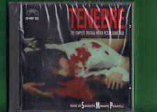 TENEBRE OST COLONNA SONORA CD NUOVO SIGILLATO