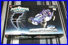 Power Rangers in Space: DX Blue Galactic Rover _ * Mint in Factory Sealed Box *